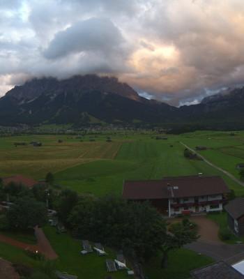 Zugspitze view - Hotel Post