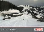 Bergbahnen Hinterglemm: Zwölferkogel Mittelstation